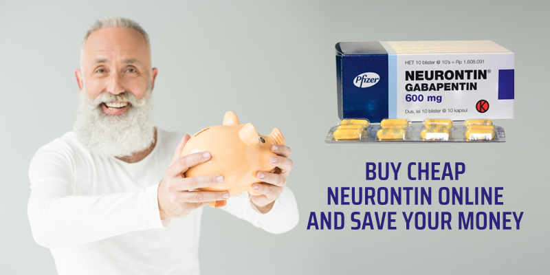 Buy cheap Neurontin online and save your money
