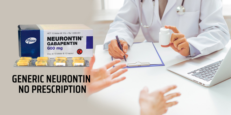 Generic Neurontin No Prescription
